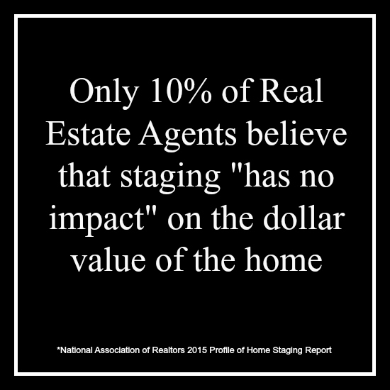 national association of realtors 2015 profile of home staging survey fact impact interior. Black Bedroom Furniture Sets. Home Design Ideas